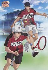 The prince of tennis / Hakuoki poster promo Echizen Ryoma Saitou Hakuouki anime