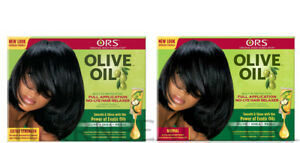 ORS Organic Root Stimulator Olive Oil Hair Relaxer - Normal & Extra Strength