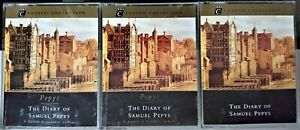 The Diary of Samuel Pepys: A Radio 4 Classic Serial 3 x Cassette Audiobook 1995