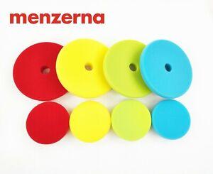 Menzerna Foam Pads 95mm, 150mm & 180mm