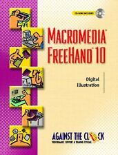Macromedia(R) FreeHand(R) 10: Digital Illustration (Against the Clock)-ExLibrary