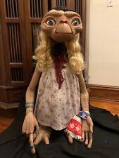 NECA E.T. Dress-Up Stunt Puppet Prop Replica Life Size