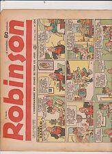ROBINSON n°204 - 24 mars 1940 - TTB