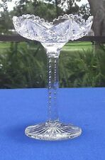 ABP Heavy Cut Crystal Compote