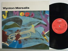WYNTON MARSALIS disco LP 33 giri J MOOD made in HOLLAND1986 stampa OLANDESE