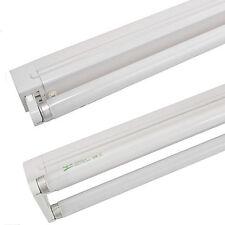 Leuchte Lichtleiste 1x / 2x 18W 36W 58W Leuchtstofflampe Neonröhre Neonlampe EVG