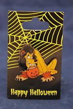 PLUTO AS SCAR Halloween Pin Lion King Disney Disneyland Villain 2006 Holiday NEW
