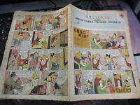 quaderno C.R.I. GIOV. fumetto CASA MIA ! originale anni 50 ill. ZAMPERONI