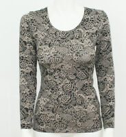 NEW MARKS AND SPENCERS HEAT GENERATING THERMAL LONG SLEEVE T-SHIRT  NEW PRINTS