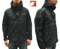 2020 MULTICAM BLACK Waterproof Softshell Tactical Jacket V4 TAD Hunting Hoodie