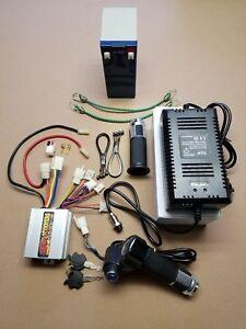 Razor Pocket Mod - Throttle,Controller - PERFORMANCE KIT 36V Over volt- Complete