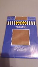 """WOMEN'S TIGHTS WOLFORD PERFECTION XS 31 - 37 """" VINTAGE MARZIPAN STYLE 10104"""