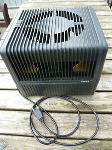 Venta LB 10 Anthrazit Luftwäscher Luftbefeuchter Luftreiniger Einwandfrei
