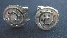 H/M Cufflinks 2001 Articulated Silver