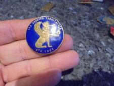 ULB medaille saint verhaegen 1971 étudiants saint Vé VUB student