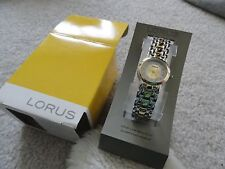 New Ladies Lorus Quartz Watch