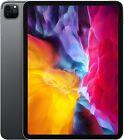 "Apple iPad Pro 11"" 256GB 128GB 2020 Model WiFi Space Gray Silver 2nd Generation"