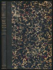 Harald Bagge: Reise nach dem Orient (1847). Erste Ausgabe.