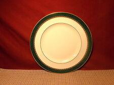 St Michaels Fine China Pemberton Green Pattern Dinner Plate 10 1/2'