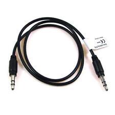 Klinke Audio Kabel 2 x 3,5mm Stereo-Klinkenstecker Klinke auf Klinke Autoradio