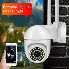 1080P IP Wireless Security Camera Wifi Outdoor CCTV PTZ Smart IR Cam Waterproof