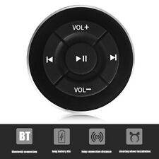 Bluetooth Remote Control Car Steering Wheel Media Remote for iOS Android Phone