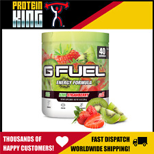 Gamma Labs G Fuel Energy Formula 40 Srv Kiwi Strawberry Pre Workout Focus Gfuel