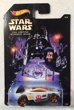 Hot Wheels Star Wars The Empire Strikes Back White Spectyte Diecast 5/8 New 2014