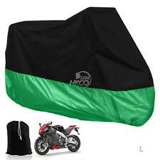 L Green Motorcycle Cover For Kawasaki Ninja EX 250 250R 300 500 500R 650 650R
