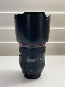 Canon EF 24-70mm f/2.8 USM L Lens
