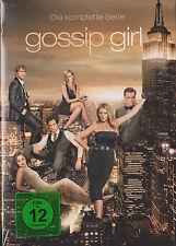 Gossip Girl, Staffeln 1 2 3 4 5 6, Komplette Serie, 33 DVD Box, NEU & OVP