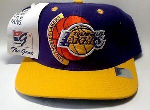 Vintage Los Angeles Lakers Hat. Brand New. LAST ONE!
