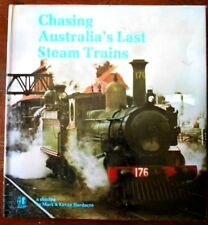 Aust CHASING AUSTRALIA'S LAST STEAM TRAINS: M & K HARDACRE Transport History