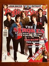 ROLLING STONE AUSTRALIA JANUARY 2004 THE STROKES BLINK 182 THE OFFSPRING!