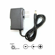 US Plug DC 12V 1A Power Supply Charger Adaptor for LED Strip Security Cameras