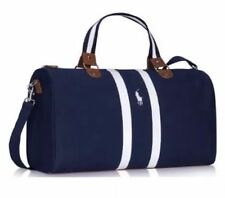 BRAND NEW RALPH LAUREN PARFUMS POLO BLUE WEEKEND / TRAVEL / HOLDALL / SPORT BAG