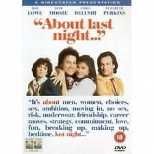 About Last Night DVD (2010)