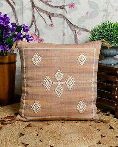Moroccan Textured cushion cover Throw Pillowcases for Sofa Bed Living room