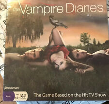 The Vampire Diaries Board Game Pressman New Sealed Free Shipping