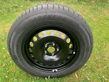 GENUINE Vw Polo,Audi A1 & Skoda Fabia GoodYear Spare Wheel 185/60/R15 H84