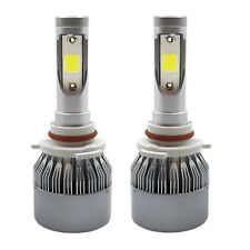 2x COB H10 9145 LED Conversion Kit Fog Light Replacement Bulbs 6000K Super White