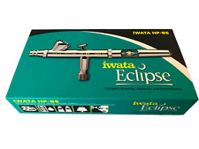 ANEST IWATA Eclipse HP-BS HP BS Dual Action Airbrush Gravity Feed 1.5 ml Cup NEW