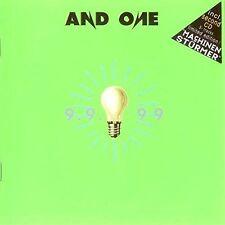 And One 9.9.99.9.9 Uhr/Maschinenstürmer (1998, ltd. edition) [2 CD]