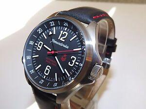 Vostok Russian Commander K-34 Automatic Watch 2426/470612-3
