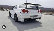 """GTR trunk spoiler For Nissan Skyline R34 GTR34 """"Neksa autotuning"""""""