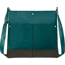 Mosey by Baggallini The Porter Crossbody Backpack Bag (Color: Ocean)
