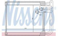 NISSENS Radiador de calefacción KIA CEED HYUNDAI i30 77632