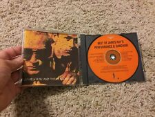 BEST OF JAMES RAY PERFORMANCE & GANGWAR CD OOP SISTERS OF MERCY GREATEST HITS