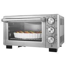 Oster Designed for Life 6-Slice Toaster Oven, Silver TSSTTVDFL2