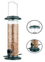"""✔ Deluxe Heritage Wild Bird Hanging 10"""" Seed Feeder Garden Niger Feed Feeders ✔"""